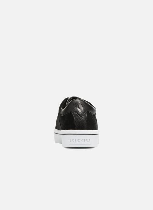 Sneaker Skechers Hi-Lite-Street Crossers schwarz ansicht von rechts