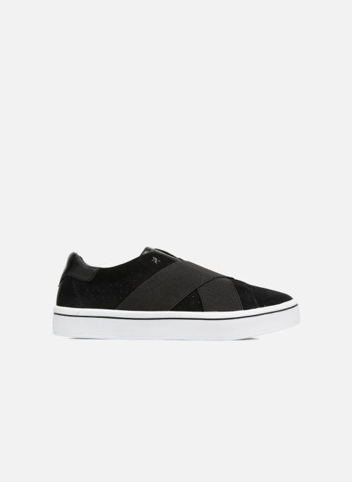 Sneaker Skechers Hi-Lite-Street Crossers schwarz ansicht von hinten