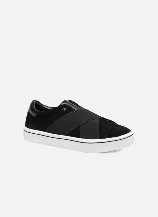 Sneaker Skechers Hi-Lite-Street Crossers schwarz detaillierte ansicht/modell