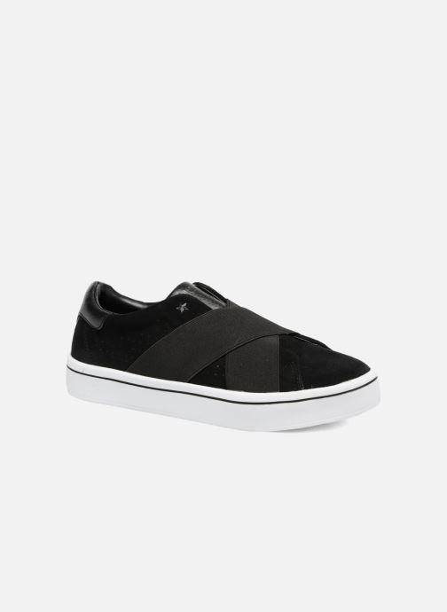 Sneakers Skechers Hi-Lite-Street Crossers Sort detaljeret billede af skoene