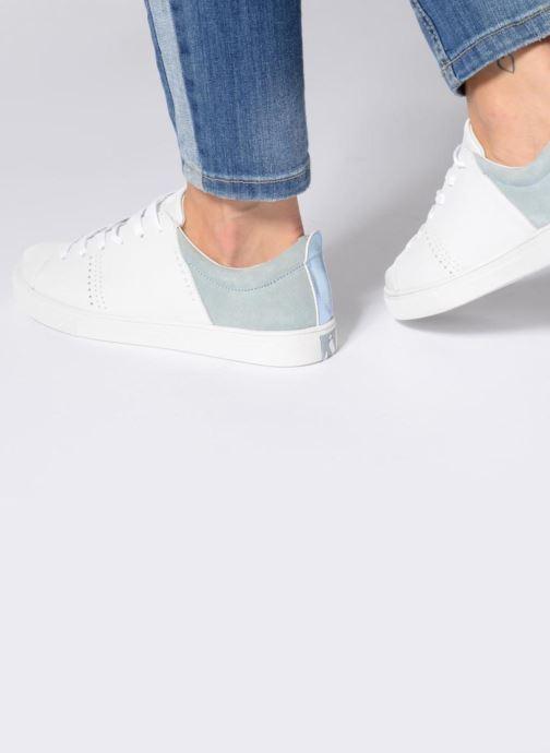Skechers Moda Clean Street (weiß) Sneaker bei 2BqoD