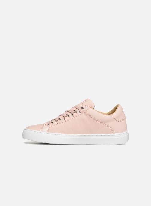 Trainers Skechers Side Street Core-Set Pink front view