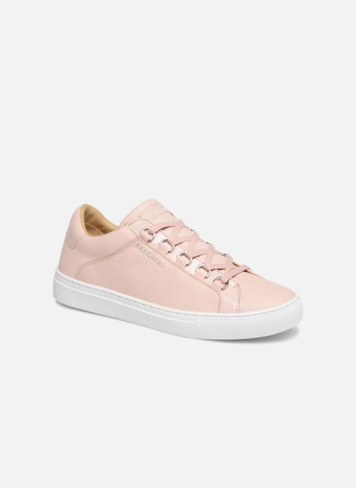 Trainers Skechers Side Street Core-Set Pink detailed view/ Pair view