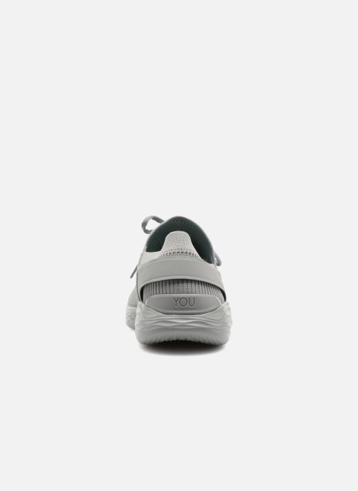 Trainers Skechers You-Spirit Grey view from the right