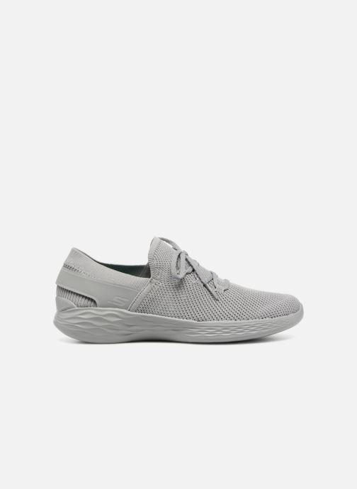 Trainers Skechers You-Spirit Grey back view