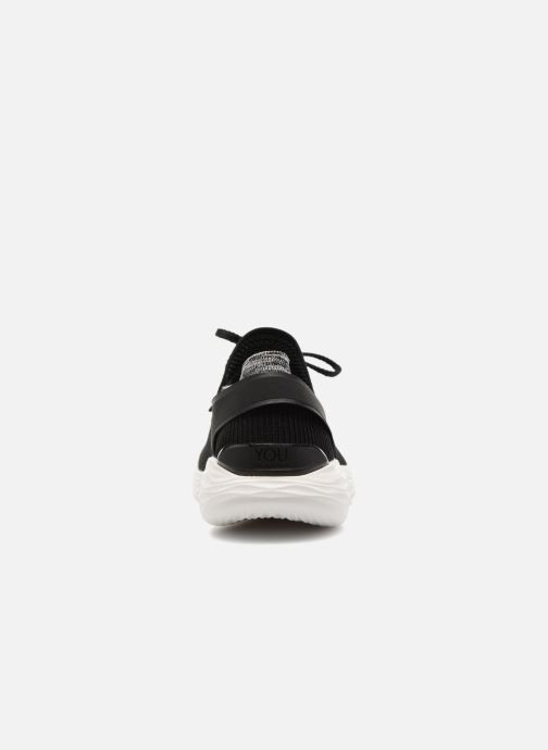 Sneakers Skechers You-Spirit Svart Bild från höger sidan
