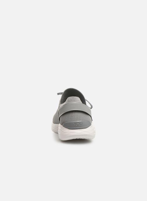 Sneakers Skechers You-Spirit Grigio immagine destra