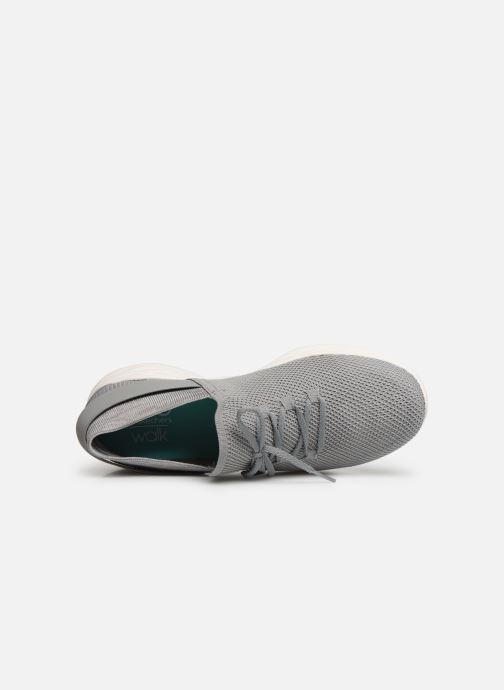 Sneakers Skechers You-Spirit Grigio immagine sinistra