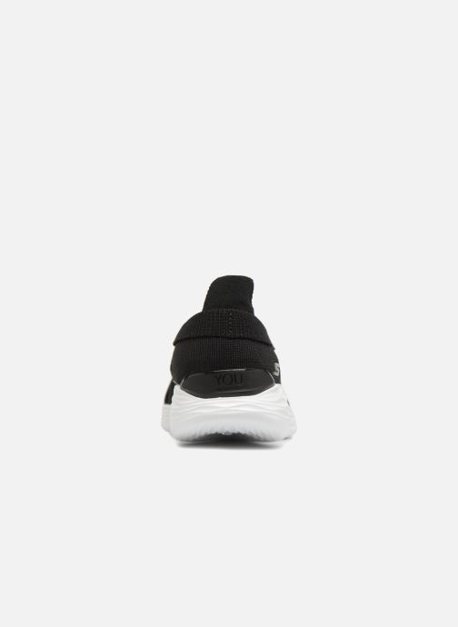 Trainers Skechers You-Luxe Black view from the right