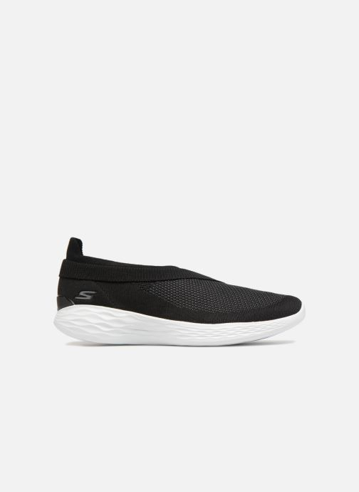 Trainers Skechers You-Luxe Black back view