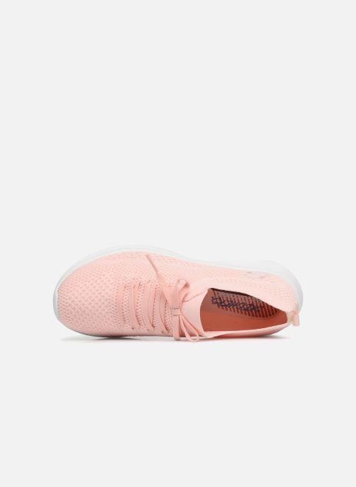 Zapatillas de deporte Skechers Ultra Flex-Statements Rosa vista lateral izquierda