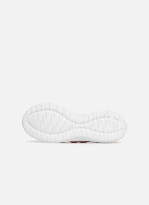 Zapatillas de deporte Skechers Ultra Flex-Statements Rosa vista de arriba