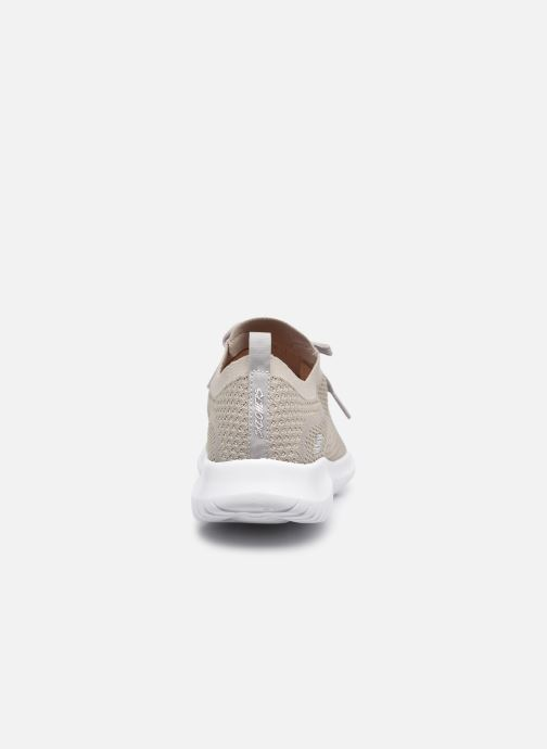 Zapatillas de deporte Skechers Ultra Flex-Statements Gris vista lateral derecha