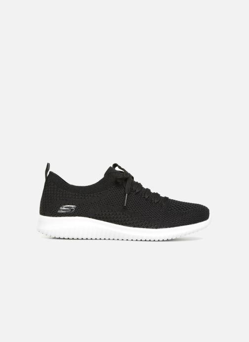 Chaussures de sport Skechers Ultra Flex-Statements Noir vue derrière