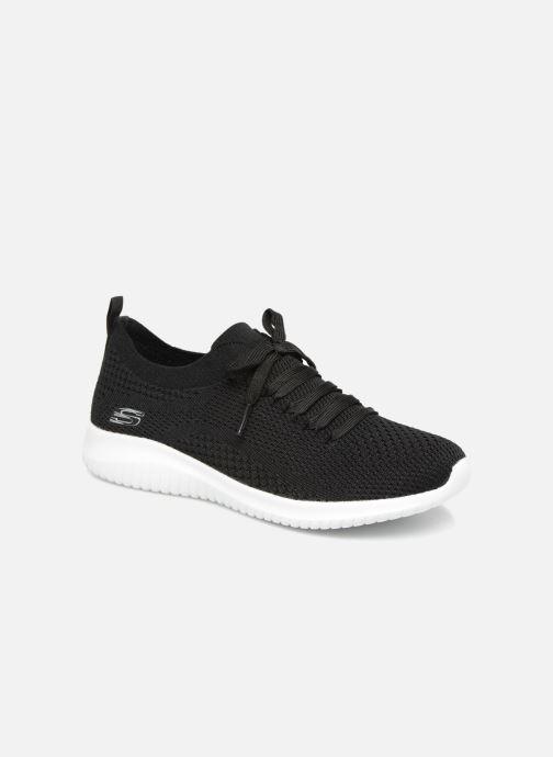 Chaussures de sport Skechers Ultra Flex-Statements Noir vue détail/paire