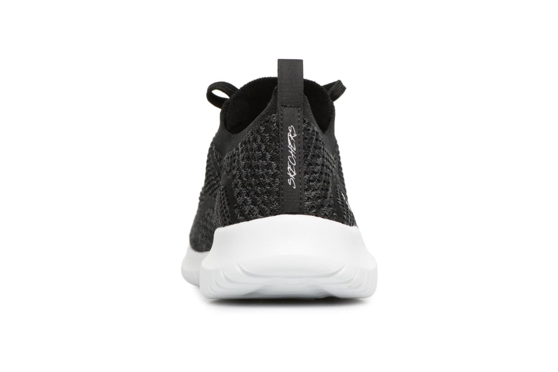 Zapatillas de deporte Skechers Ultra Flex-Statements Negro vista lateral derecha