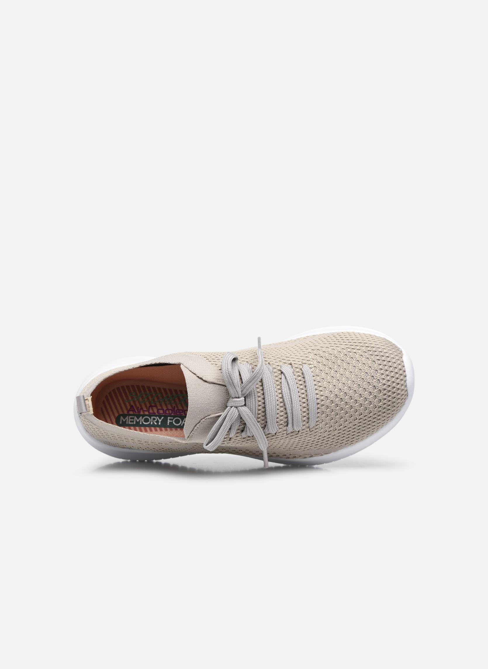 Chaussures de sport Skechers Ultra Flex-Statements Gris vue gauche