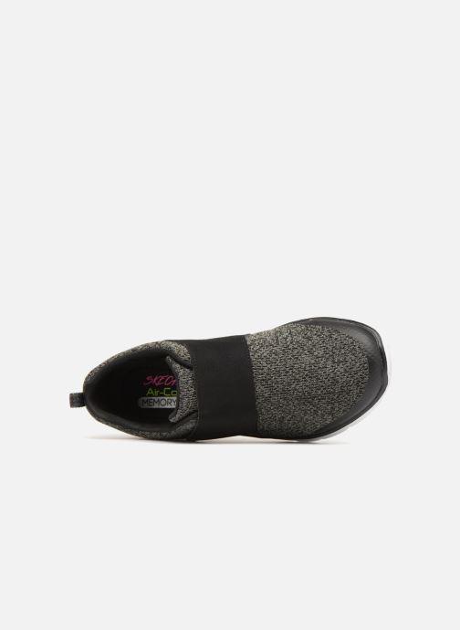 5eb2c4fc458 Skechers Flex Appeal 2.0- Step forward (Noir) - Baskets chez Sarenza ...