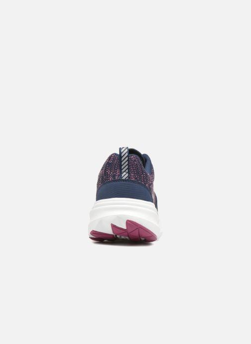 Chaussures de sport Skechers Go Run Ride 7- Violet vue droite