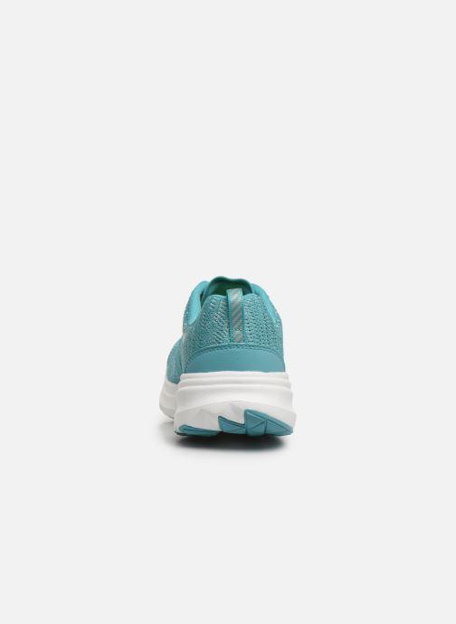 Chaussures de sport Skechers Go Run Ride 7- Bleu vue droite