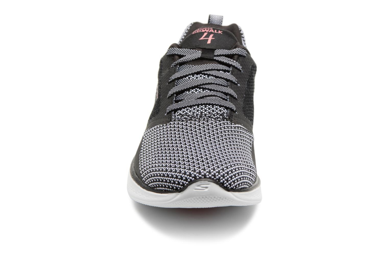 Sportssko Skechers Go Walk 4 1 Sort se skoene på