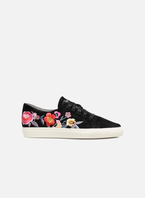 Trainers Skechers Vaso-Flor Black back view