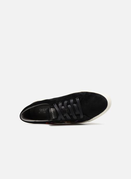 Sneakers Skechers Vaso-Flor Svart bild från vänster sidan