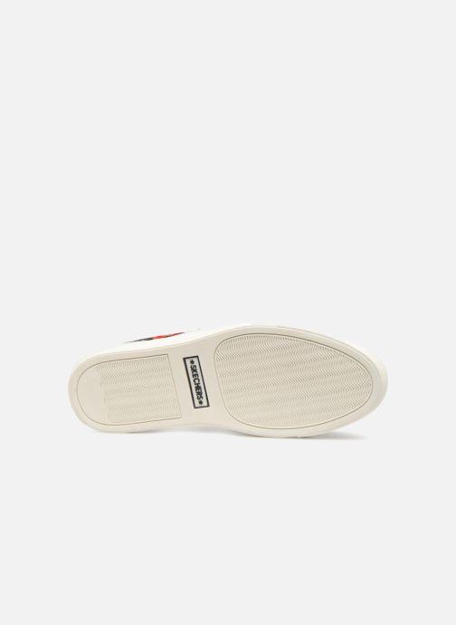 Sneakers Skechers Vaso-Flor Svart bild från ovan