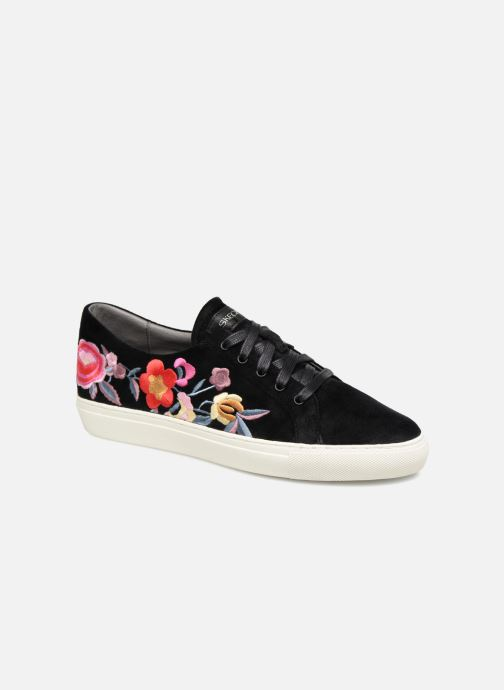 Trainers Skechers Vaso-Flor Black detailed view/ Pair view