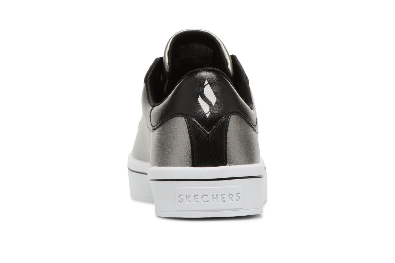 Trainers Skechers Hi-Lite- Grey view from the right