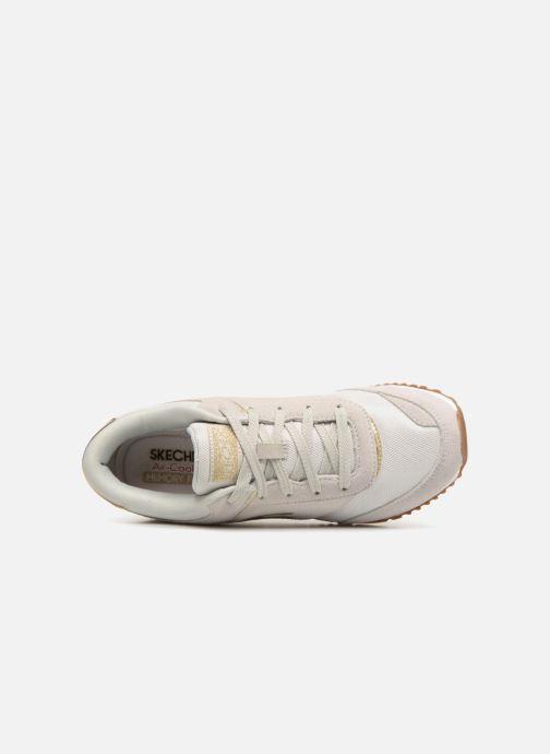 Sneakers Skechers Sunlite Revival Bianco immagine sinistra