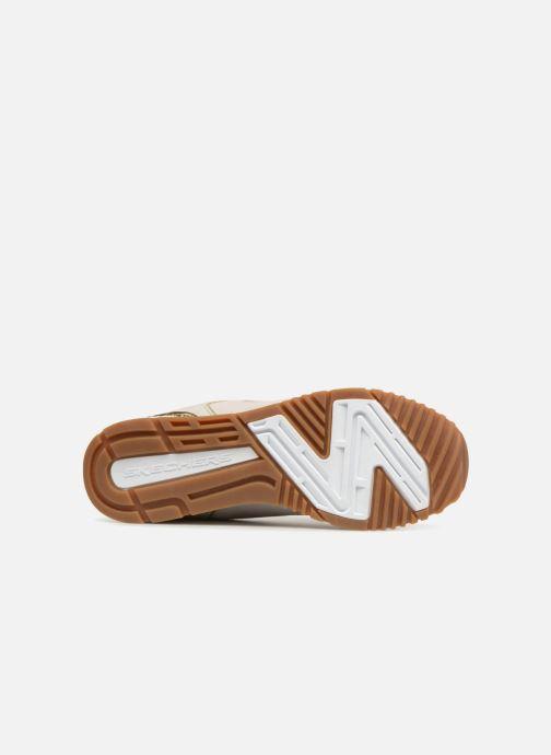 Sneakers Skechers Sunlite Revival Bianco immagine dall'alto