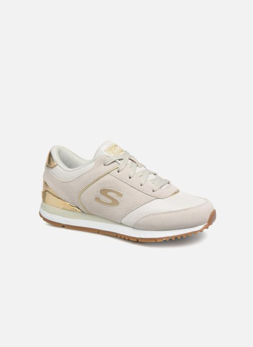 Trainers Skechers Sunlite Revival White detailed view/ Pair view