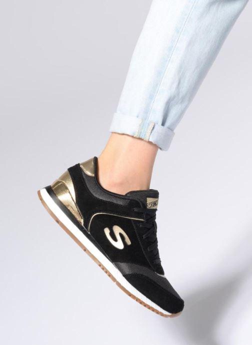 Sneakers Skechers Sunlite Revival Sort se forneden