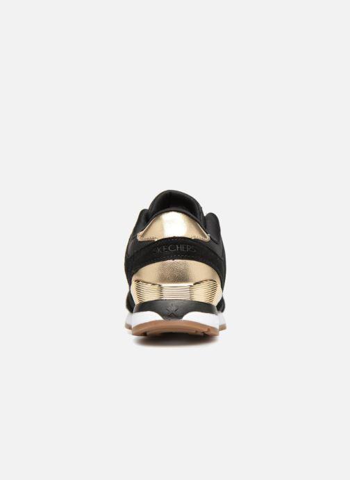 Baskets Skechers Sunlite Revival Noir vue droite