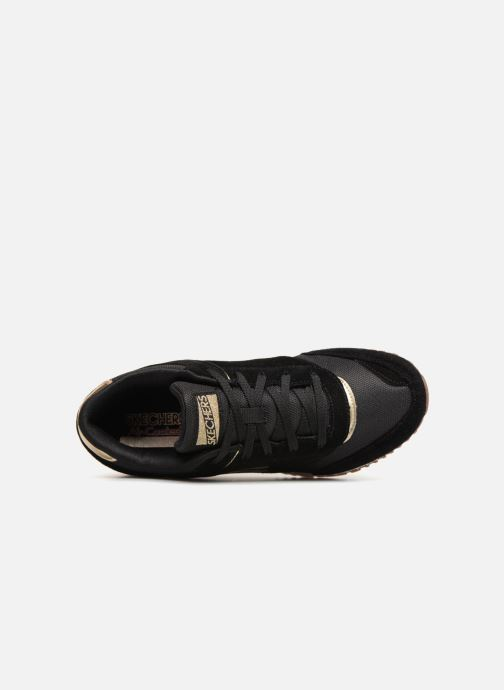 Baskets Skechers Sunlite Revival Noir vue gauche