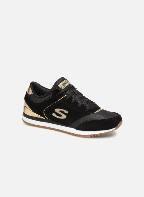 Sneakers Skechers Sunlite Revival Zwart detail