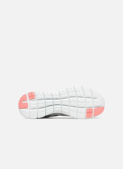 Chaussures de sport Skechers Flex Appeal 2.0 Reflection Gris vue haut