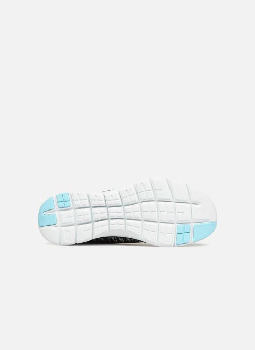 Zapatillas de deporte Skechers Flex Appeal 2.0 Reflection Gris vista de arriba