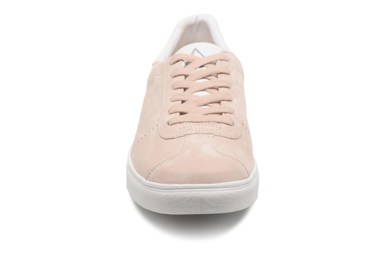Sneakers Skechers Moda- Rosa bild av skorna på