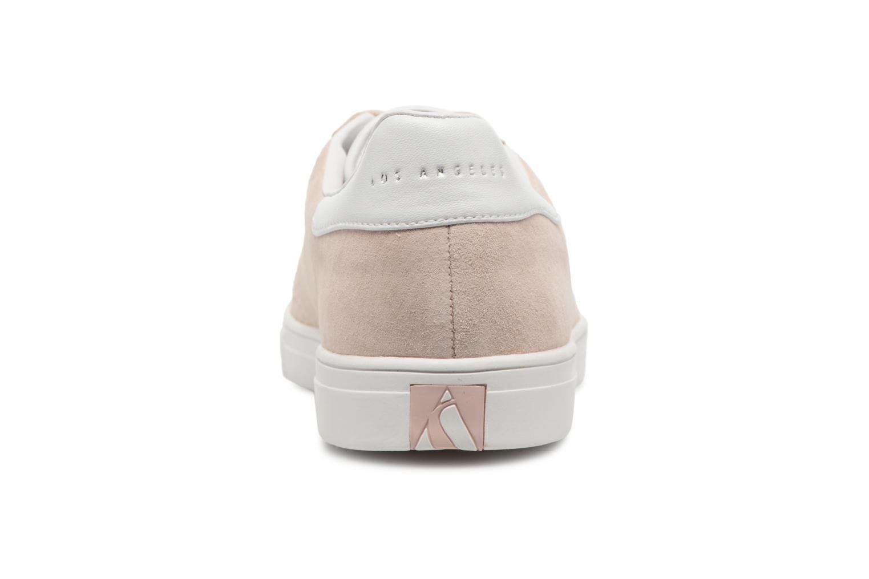 Sneakers Skechers Moda- Rosa Bild från höger sidan