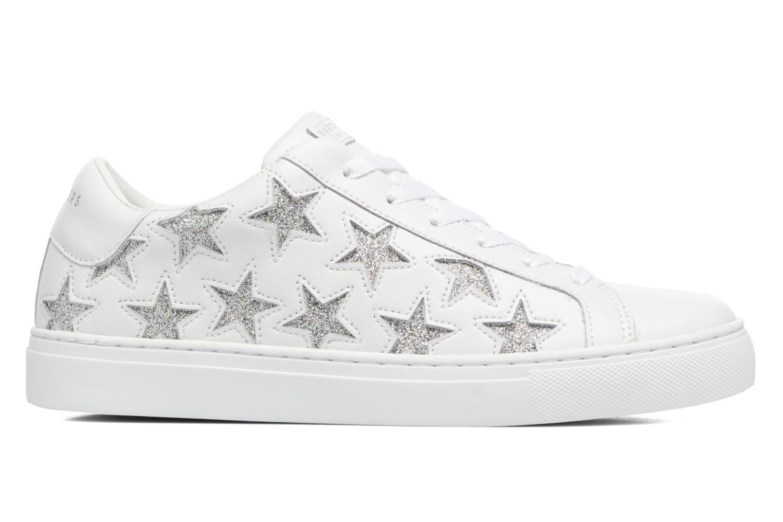 Baskets Skechers Side Street-Star Side Blanc vue derrière