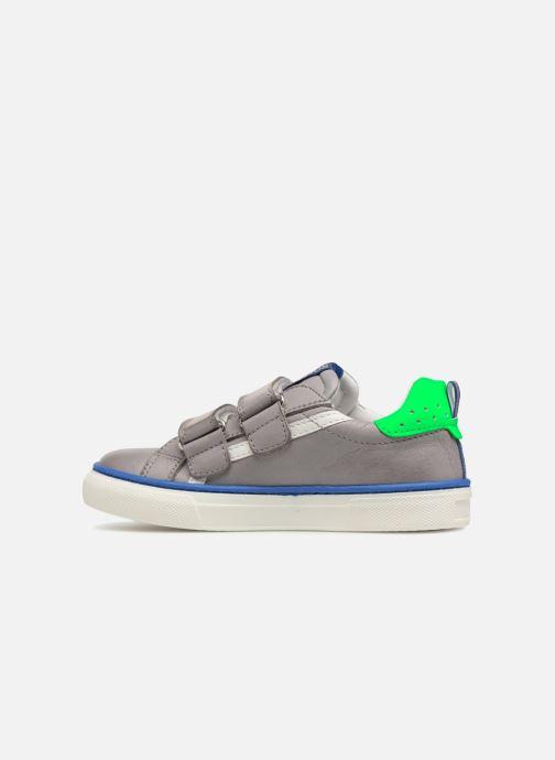 Sneakers Romagnoli Gabrio Grigio immagine frontale