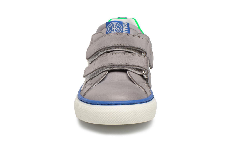 Baskets Romagnoli Gabrio Gris vue portées chaussures