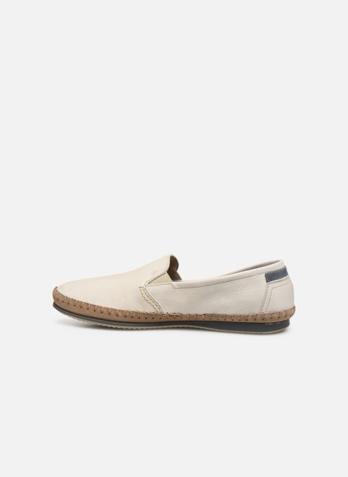 Loafers Fluchos Bahamas 8264 White front view
