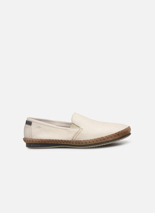 Loafers Fluchos Bahamas 8264 White back view