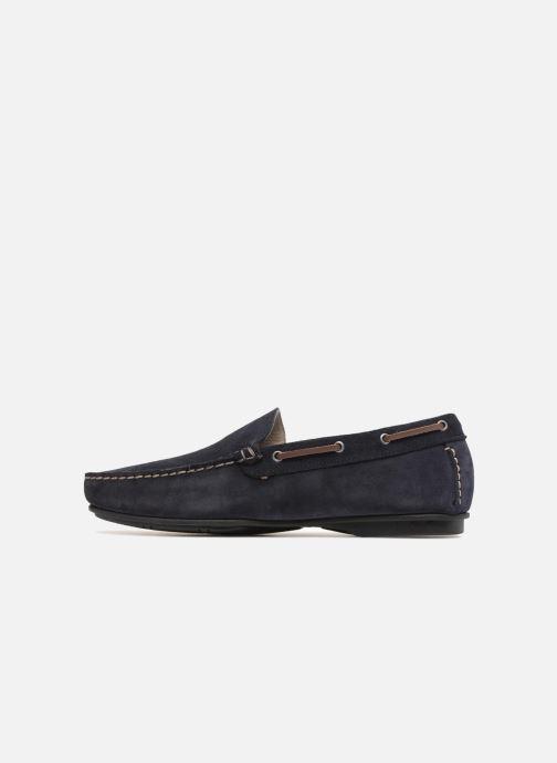 Loafers Fluchos Lex 6806 Blue front view