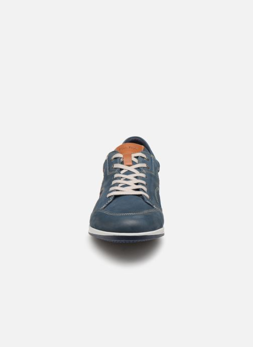 Baskets Fluchos Daniel 9734 Bleu vue portées chaussures