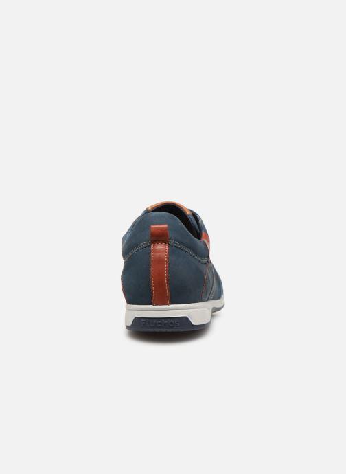 Sneakers Fluchos Daniel 9734 Blauw rechts