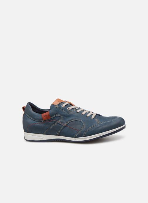 Sneakers Fluchos Daniel 9734 Blauw achterkant